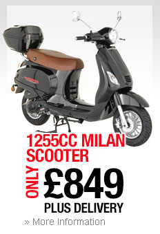 125cc Sports Scooter