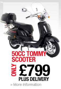 50cc Tommy Scooter