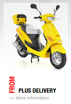 50cc Sports Scooter