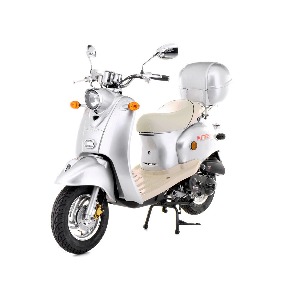 50cc Scooter - Buy Direct Bikes Retro 50cc Scooters