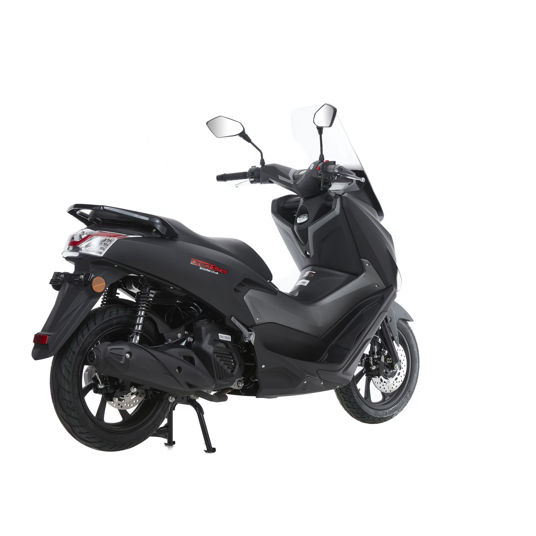 125cc Motorbike - 125cc Direct Bikes Lynx