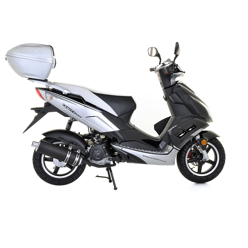 50cc Scooter - Buy Direct Bikes Viper 50cc Scooters