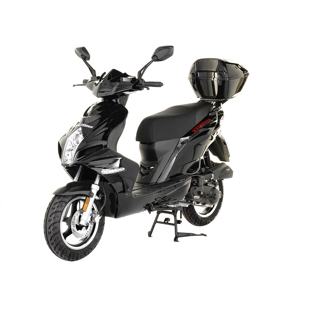 125cc Motorbike - 125cc Direct Bikes Scorpion