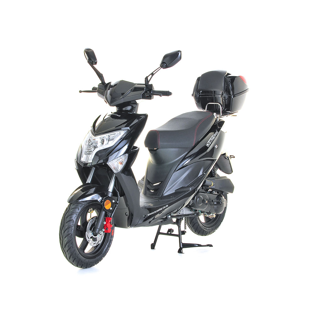 50cc Scooter - Buy Direct Bikes Panther 50cc Scooters