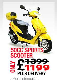 Scooters | Scooters For Sale | Scooter co uk