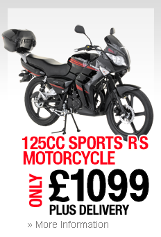 125cc Sports Rs