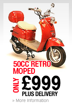 Moped Retro
