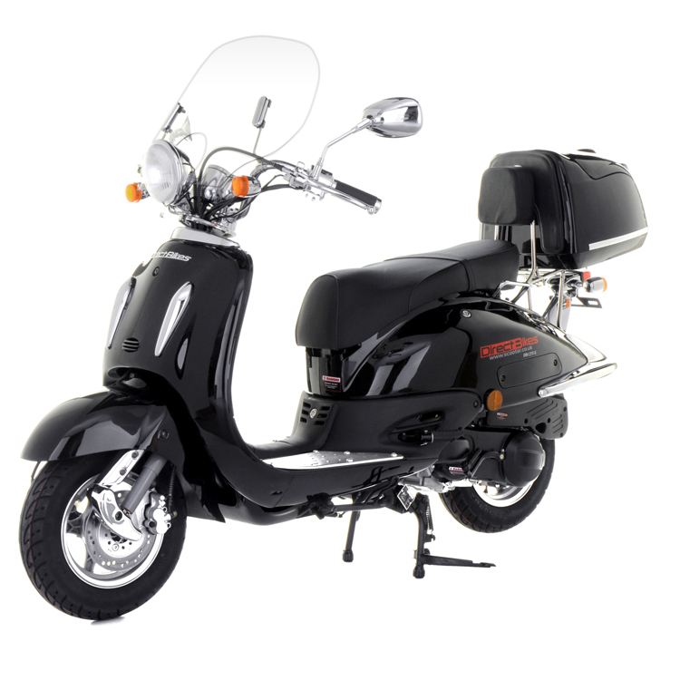 125cc scooter 125 direct bikes scooters. Black Bedroom Furniture Sets. Home Design Ideas