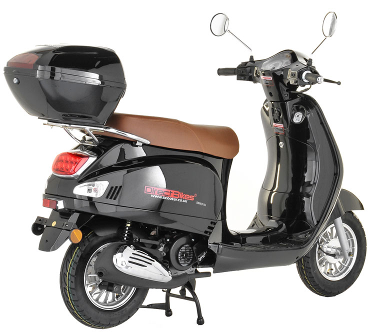 50cc scooter buy direct bikes milan 50cc scooters. Black Bedroom Furniture Sets. Home Design Ideas