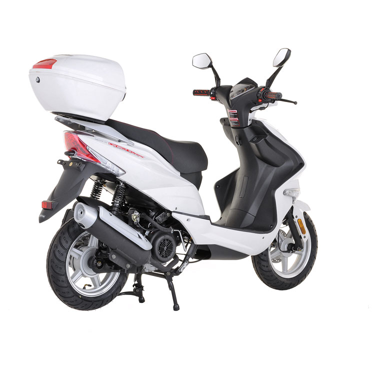 50cc scooter buy direct bikes spyder 50cc scooters. Black Bedroom Furniture Sets. Home Design Ideas