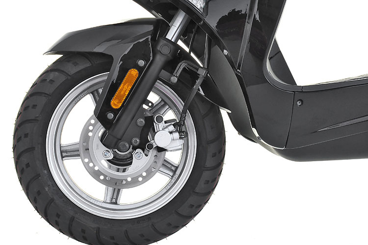 Petrol Scooter 50cc Wheel