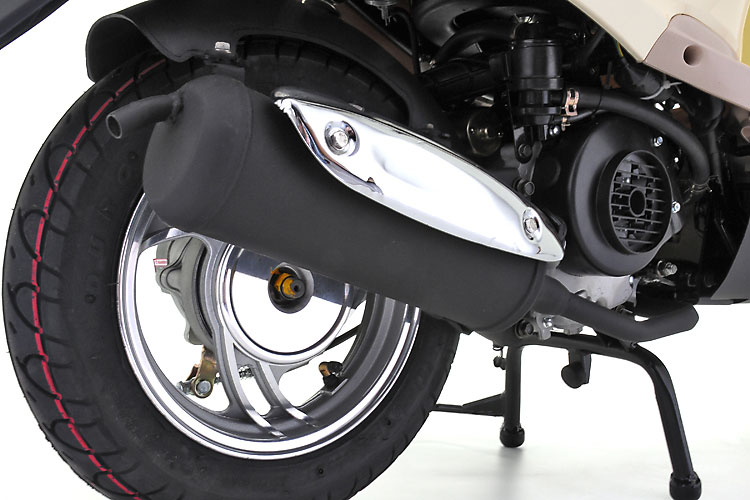Petrol Scooter Uk Exhaust